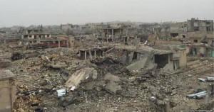 Ruins of Kobani - Aylan's Hometown